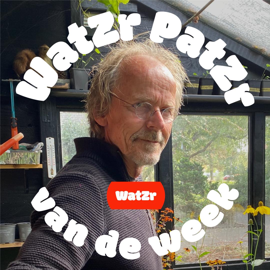 WatZr-PatZr Nico Bes uit Alkmaar